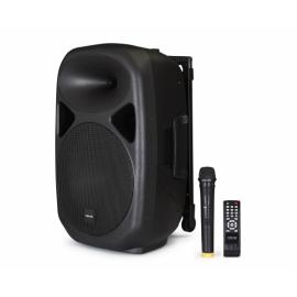 Przenośny aktywny system ASH-7512UB  W z odtwarzaczem USB/SD/MP3
