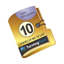 TurningPoint Offline - 10/500