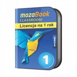 Mozabook Classroom - 1 rok