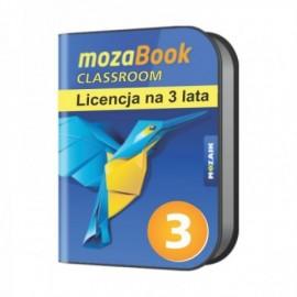 Mozabook Classroom - 3 lata