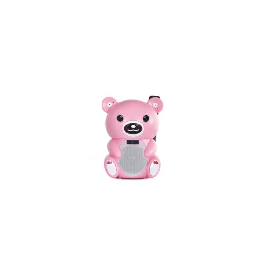 Przenośny system karaoke MIŚ BEAR-400R