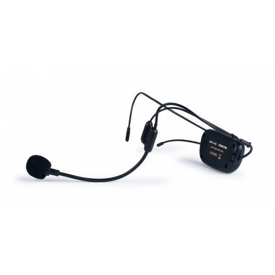 Bezprzewodowy mikrofon na głowę MSHT-43C