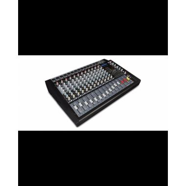 SMA-12800U 12-kanałowy mikser ze wzmacniaczem