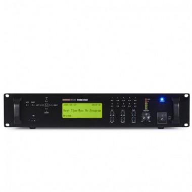 Wzmacniacz MPA-122P z programatorem/odtwarzaczem SD/MP3