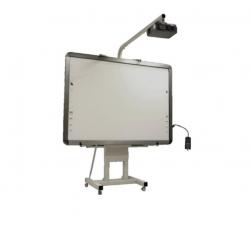 Podstawa jezdna sterowana elektrycznie do zestawów tablic z projektorami ST