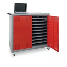 Szafka Nautilus NBUS-30 do przechowywania i ładowania 30 laptopów
