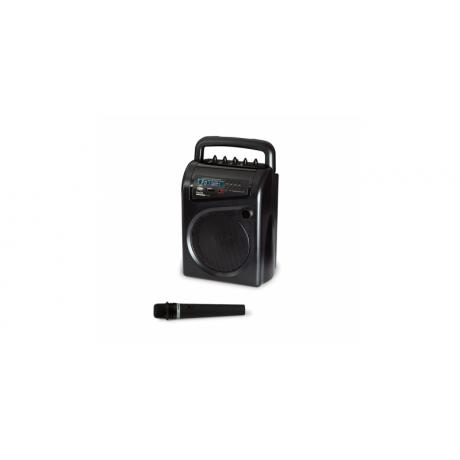 Przenośny aktywny system ASH-36GU z odtwarzaczem USB/SD/MP3