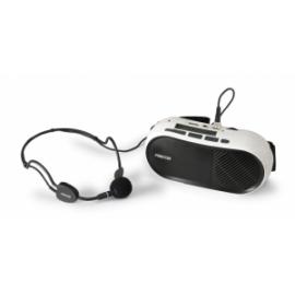 Osobisty system wzmacniający FAP-12GU D z odtwarzaczem/nagrywarką