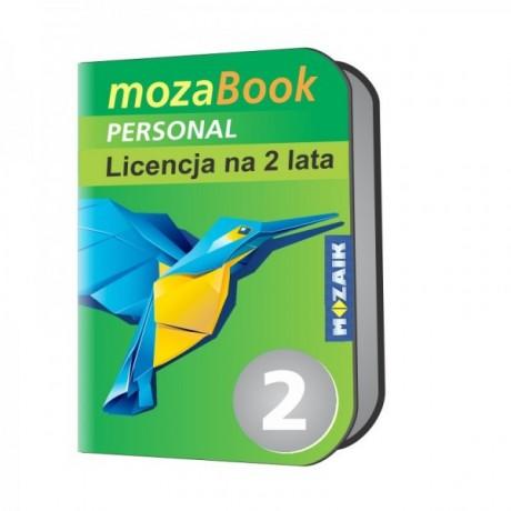 Mozabook Personal - 2 lata