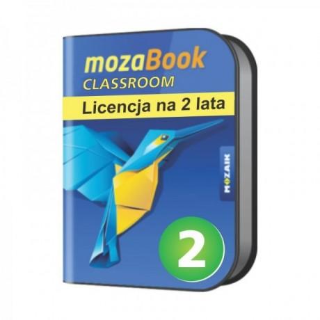 Mozabook Classroom - 2 lata