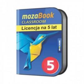 Mozabook Classroom - 5 lat