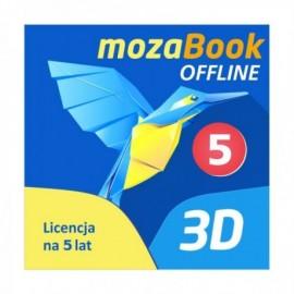 Pakiet 3D Offline (1 licencja) - 5 lat