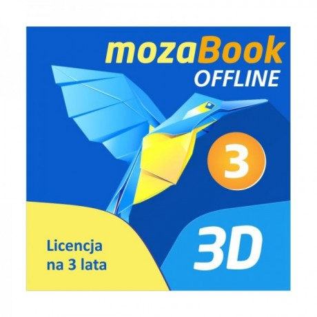 Pakiet 3D Offline (1 licencja) - 3 lata