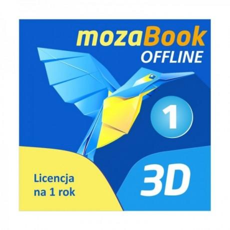 Pakiet 3D Offline (1 licencja) - 1 rok
