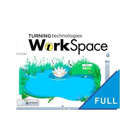 Workspace FULL