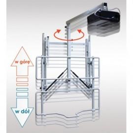 uVIS RW100 mocowanie ścienne do tablic i projektorów ST