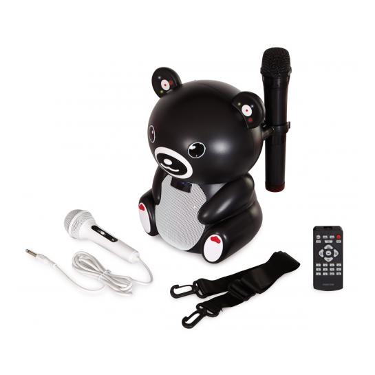 Przenośny system karaoke MIŚ BEAR-400N