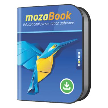 Oprogramowanie MozaBook Classroom PROMO na 6 miesięcy