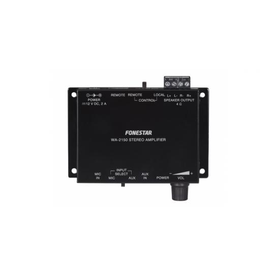 Kompaktowy wzmacniacz cyfrowy klasy D WA-2150