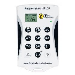 TT ResponseCard RF-LCD pilot do odpowiedzi