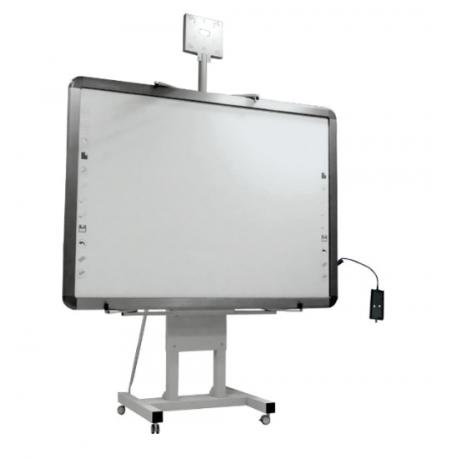 Podstawa jezdna sterowana elektrycznie do zestawów tablic z projektorami UST
