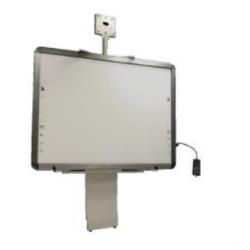 Podstawa przyścienna sterowana elektrycznie do zestawów tablic z projektorami UST