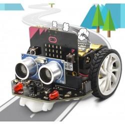 Robot programowalny Maqueen (w komplecie z micro:bit)
