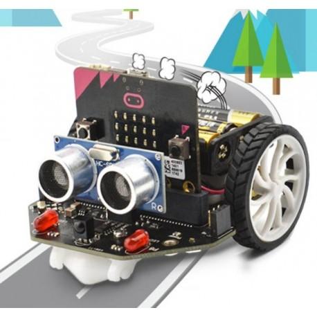 MaQueen - robot edukacyjny