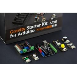 Zestaw GRAVITY Starter Kit dla Arduino