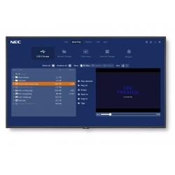 Monitor wielkoformatowy NEC MultiSync® V654Q-MPi3