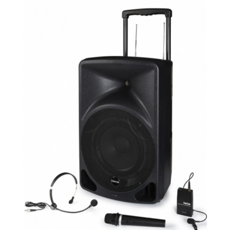 ASH-202U z odtwarzaczem USB/MP3