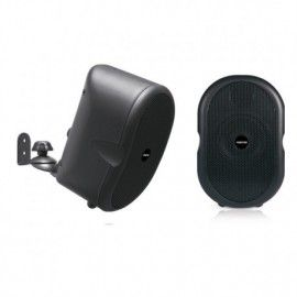 AMBIENT-20A zestaw ściennych głośników aktywnych