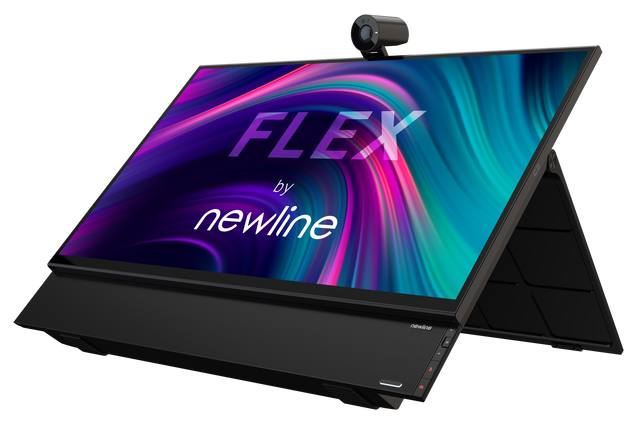 monitor Newline Flex - Plug and Play