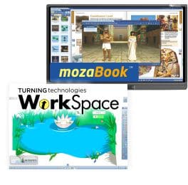 Oprogramowanie interaktywne i edukacyjne