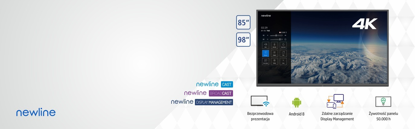 Monitor Newline NT